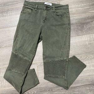 Stitch Fix Pistola Audrey hi rise Moto Jeans 28